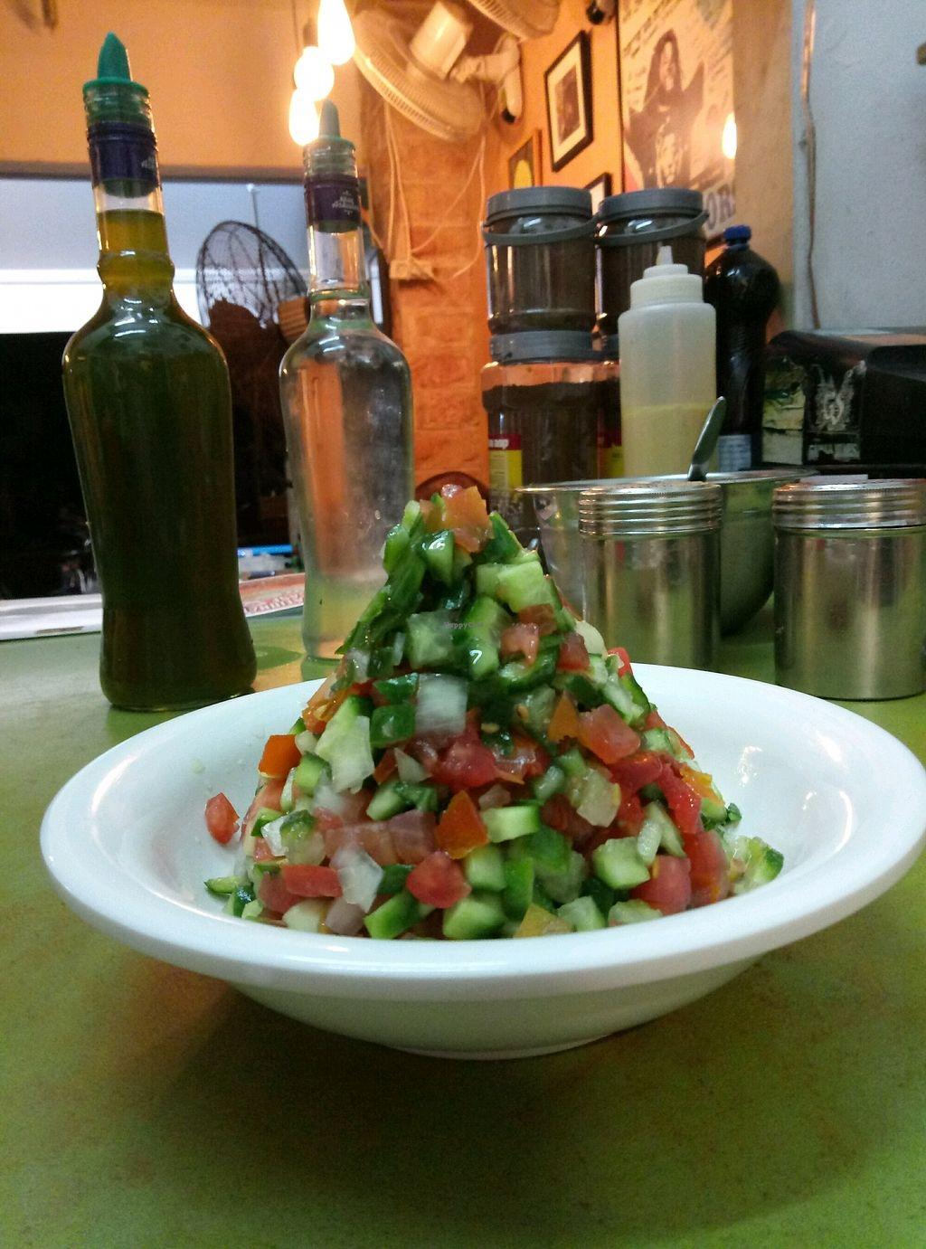 "Photo of Abu Dubi Hummus  by <a href=""/members/profile/AssafVNoam"">AssafVNoam</a> <br/>fresh salad <br/> November 7, 2017  - <a href='/contact/abuse/image/30415/322977'>Report</a>"
