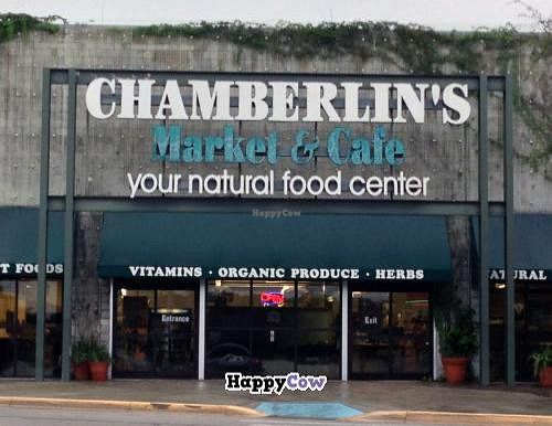 Photo of Chamberlin's Natural Foods Market - Oviedo  by Plant Strong <br/>Chamberlin's Oviedo <br/> September 9, 2013  - <a href='/contact/abuse/image/30422/54700'>Report</a>