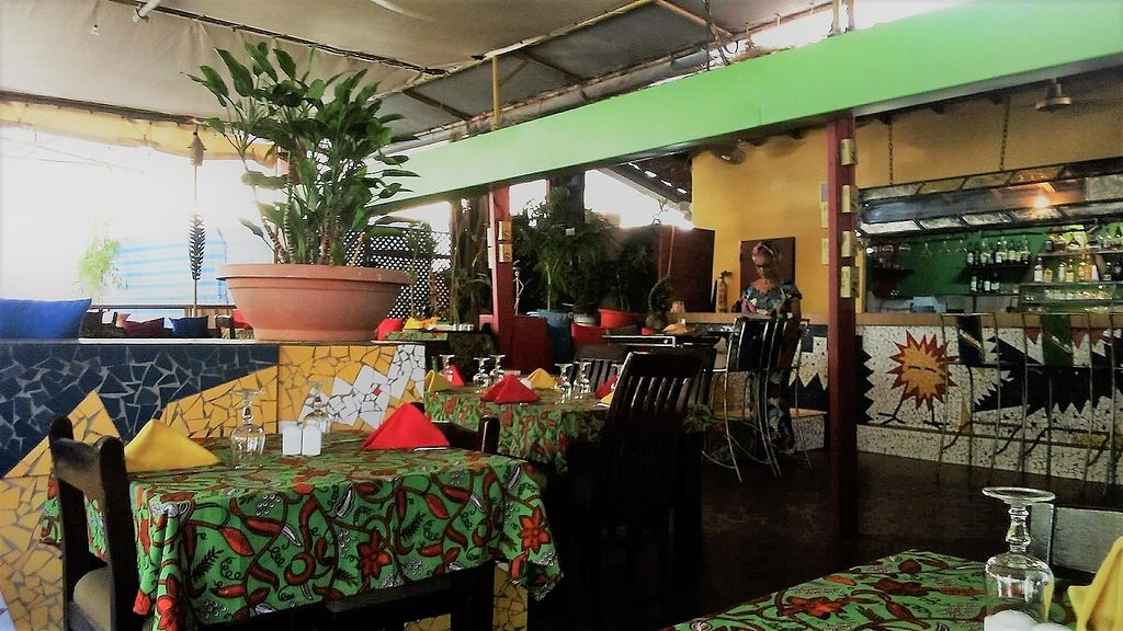 """Photo of Institut Francais Leopold Sedar Senghor  by <a href=""""/members/profile/EvaBlumenwiese"""">EvaBlumenwiese</a> <br/>Restaurant  <br/> October 25, 2017  - <a href='/contact/abuse/image/30450/318917'>Report</a>"""