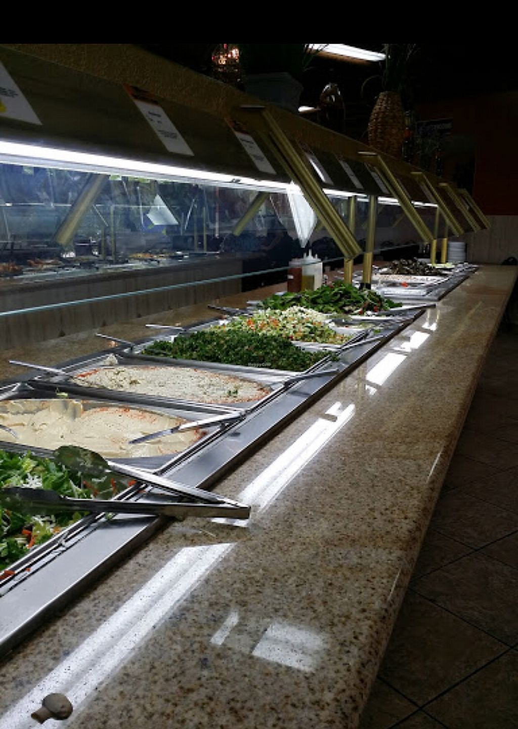 """Photo of Dimassi's Mediterranean Buffet  by <a href=""""/members/profile/ashlinmichelle7"""">ashlinmichelle7</a> <br/>Buffet line  <br/> April 15, 2018  - <a href='/contact/abuse/image/30476/385973'>Report</a>"""