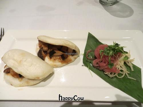 """Photo of Roy's  by <a href=""""/members/profile/Poppycat"""">Poppycat</a> <br/>Steamed bun with shiitake mushroom filling <br/> April 26, 2013  - <a href='/contact/abuse/image/30515/47377'>Report</a>"""