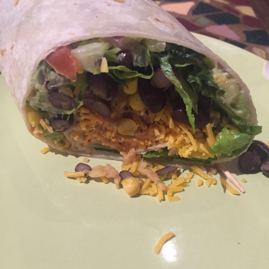 "Photo of CLOSED: Downtown Central Perk  by <a href=""/members/profile/happycowgirl"">happycowgirl</a> <br/>guacamole wrap  <br/> January 23, 2016  - <a href='/contact/abuse/image/30543/133421'>Report</a>"