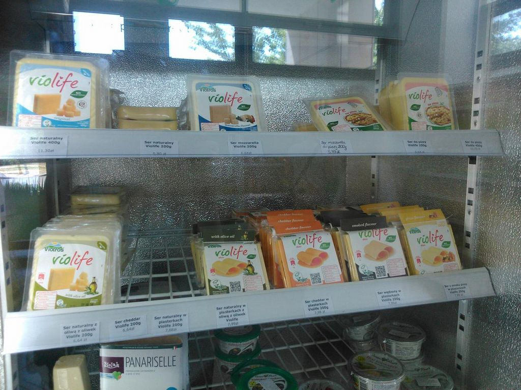 """Photo of Evergreen  by <a href=""""/members/profile/Trotskaya"""">Trotskaya</a> <br/>Vegan cheese! <br/> July 19, 2015  - <a href='/contact/abuse/image/30547/109865'>Report</a>"""