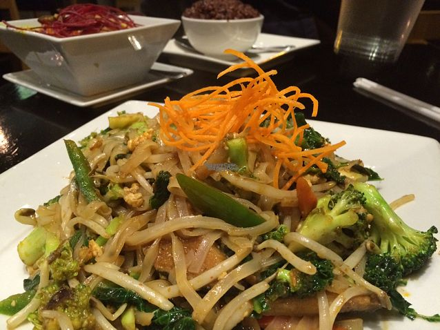 """Photo of VeStation Urban Organic Kitchen  by <a href=""""/members/profile/Siup"""">Siup</a> <br/>fusion noodles  <br/> September 7, 2016  - <a href='/contact/abuse/image/30585/174090'>Report</a>"""