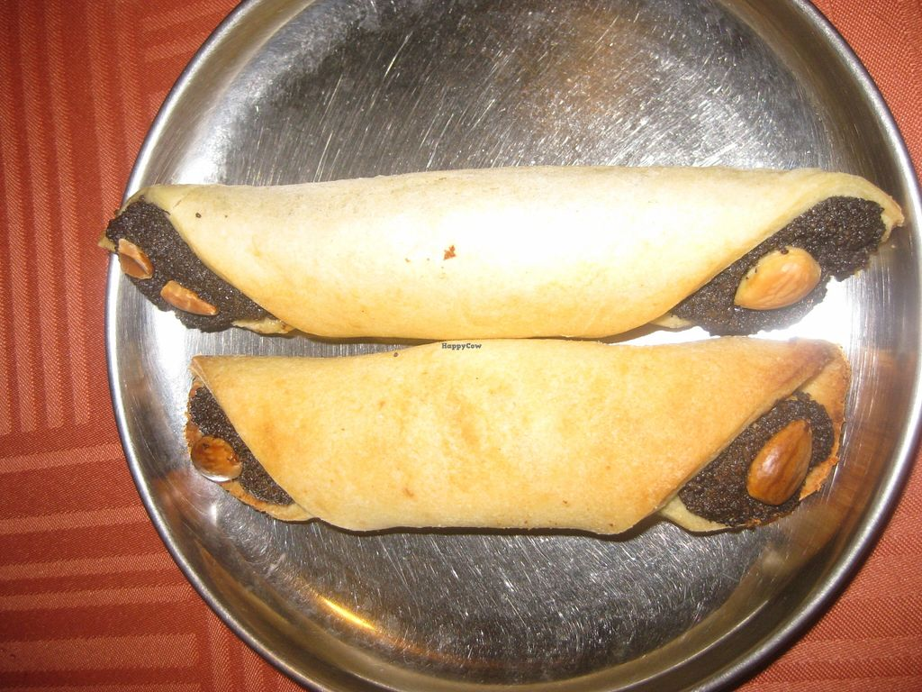 """Photo of Balarama  by <a href=""""/members/profile/jennyc32"""">jennyc32</a> <br/>Poppy seed pastry (vegan) <br/> October 10, 2015  - <a href='/contact/abuse/image/3059/120857'>Report</a>"""