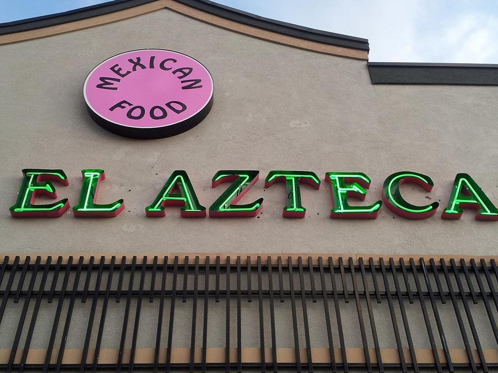 """Photo of CLOSED: El Azteca Mexican Taco Shop  by <a href=""""/members/profile/Meggie%20and%20Ben"""">Meggie and Ben</a> <br/>New location on Bulldog <br/> January 11, 2014  - <a href='/contact/abuse/image/30687/62302'>Report</a>"""