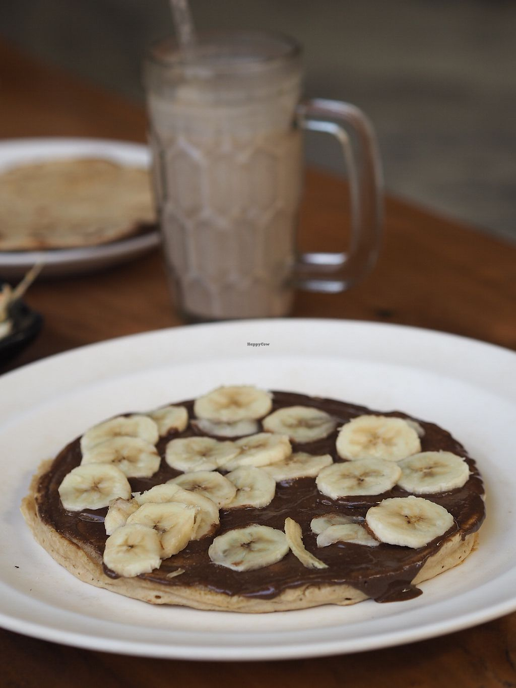 """Photo of Millets of Mewar  by <a href=""""/members/profile/KzellTan"""">KzellTan</a> <br/>Vegan banana-nutella pancakes  <br/> October 19, 2017  - <a href='/contact/abuse/image/30697/316516'>Report</a>"""