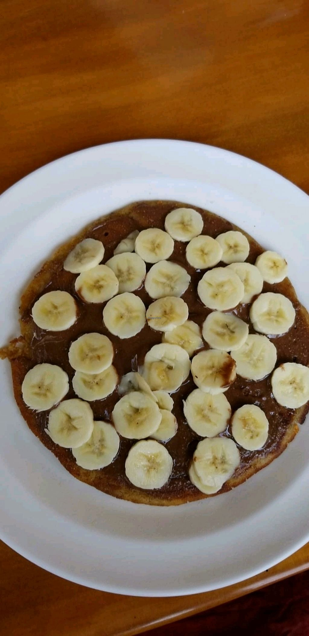 """Photo of Millets of Mewar  by <a href=""""/members/profile/Naturalia"""">Naturalia</a> <br/>vegan nutella banana pancake <br/> January 28, 2018  - <a href='/contact/abuse/image/30697/352001'>Report</a>"""