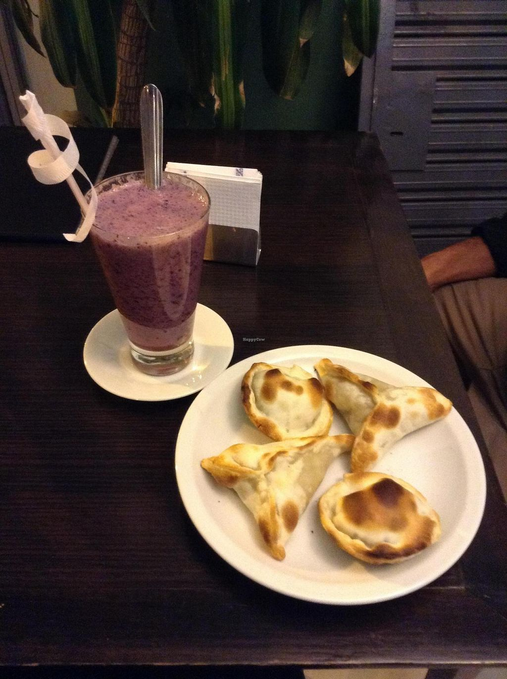 "Photo of CLOSED: Morelia  by <a href=""/members/profile/eeyoresenigma"">eeyoresenigma</a> <br/>One of their numerous delicious shakes and fresh made empanadas <br/> October 21, 2014  - <a href='/contact/abuse/image/30721/83545'>Report</a>"