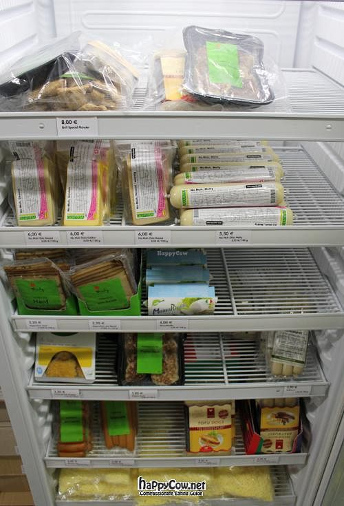 Photo of Roots of Compassion  by rootsOC <br/>Our fridge - these products you can only buy on the spot <br/> June 26, 2012  - <a href='/contact/abuse/image/30722/33778'>Report</a>