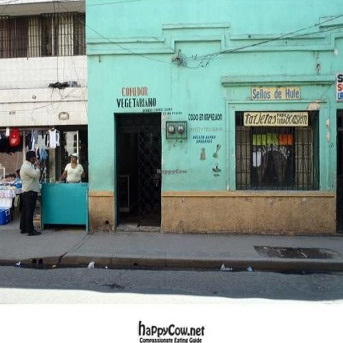 "Photo of CLOSED: Comedor Vegetariano  by <a href=""/members/profile/H"">H</a> <br/>Comedor Vegetariano <br/> February 25, 2012  - <a href='/contact/abuse/image/30775/28790'>Report</a>"