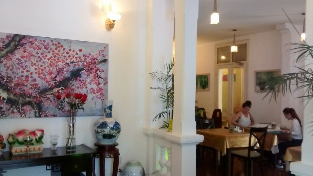 """Photo of The Organic Vegetarian Restaurant  by <a href=""""/members/profile/Canamon"""">Canamon</a> <br/>indoors <br/> May 22, 2017  - <a href='/contact/abuse/image/30776/261399'>Report</a>"""