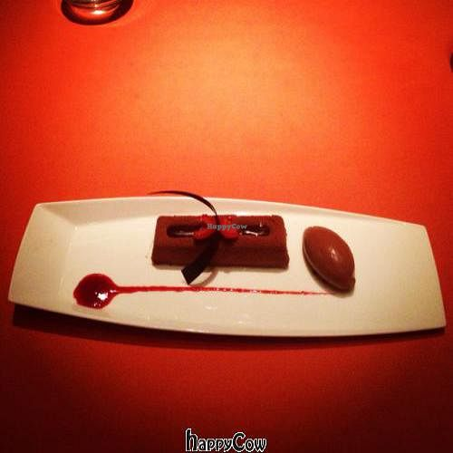 """Photo of Wynn Hotel - Sinatra  by <a href=""""/members/profile/vegetariangirl"""">vegetariangirl</a> <br/>chocolate mousse <br/> October 11, 2012  - <a href='/contact/abuse/image/30822/38898'>Report</a>"""