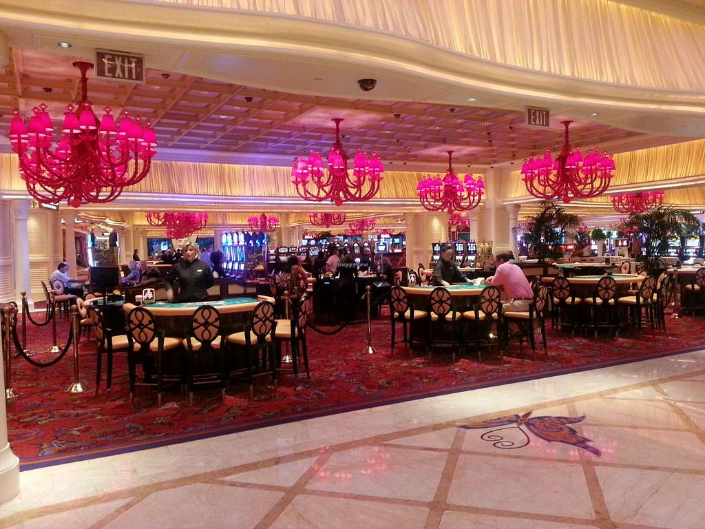 """Photo of Wynn Hotel - Sinatra  by <a href=""""/members/profile/SkipStein"""">SkipStein</a> <br/>Interior of Resturant <br/> March 11, 2014  - <a href='/contact/abuse/image/30822/65687'>Report</a>"""