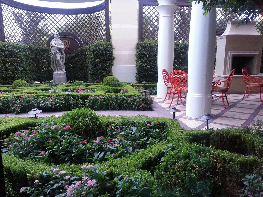 """Photo of Wynn Hotel - Sinatra  by <a href=""""/members/profile/SkipStein"""">SkipStein</a> <br/>View to the gardens <br/> March 11, 2014  - <a href='/contact/abuse/image/30822/65689'>Report</a>"""