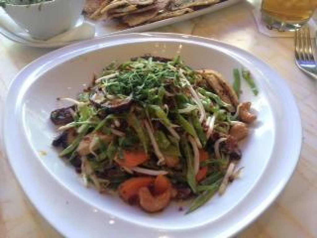 """Photo of Wynn Hotel - Terrace Pointe Cafe  by <a href=""""/members/profile/Lbatton"""">Lbatton</a> <br/>Red & White Quinoa Stir Fry <br/> June 24, 2014  - <a href='/contact/abuse/image/30823/72657'>Report</a>"""