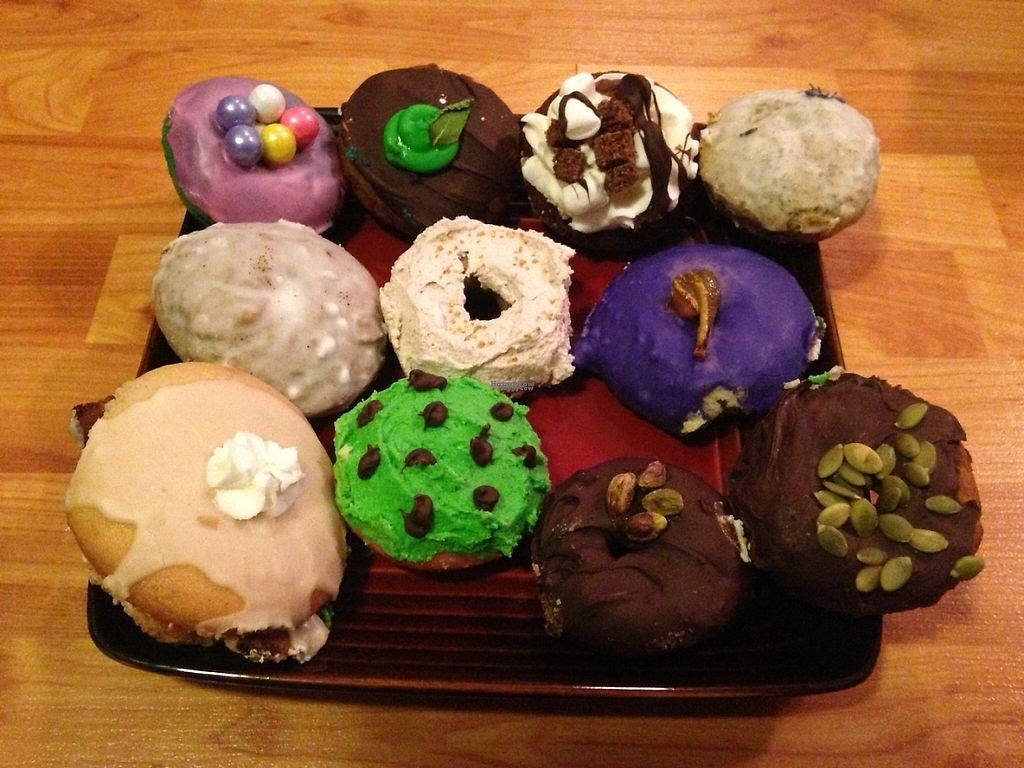 """Photo of The Clever Rabbit  by <a href=""""/members/profile/Mon7que"""">Mon7que</a> <br/>So many delicious donuts fr their Donut Fest held each Oct!  <br/> November 29, 2016  - <a href='/contact/abuse/image/30845/195629'>Report</a>"""