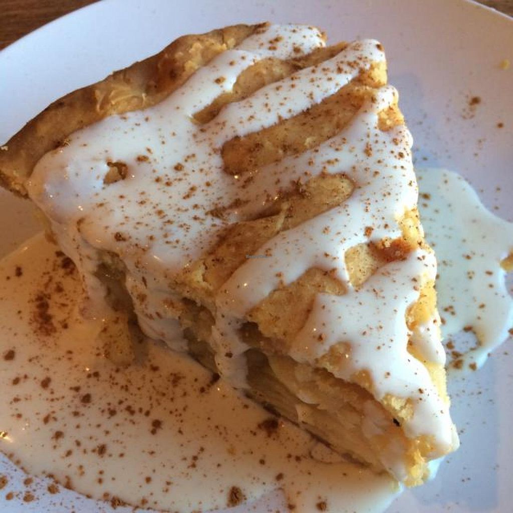 """Photo of The Clever Rabbit  by <a href=""""/members/profile/TLC%20Veg."""">TLC Veg.</a> <br/>best pie ever! <br/> October 12, 2014  - <a href='/contact/abuse/image/30845/82736'>Report</a>"""