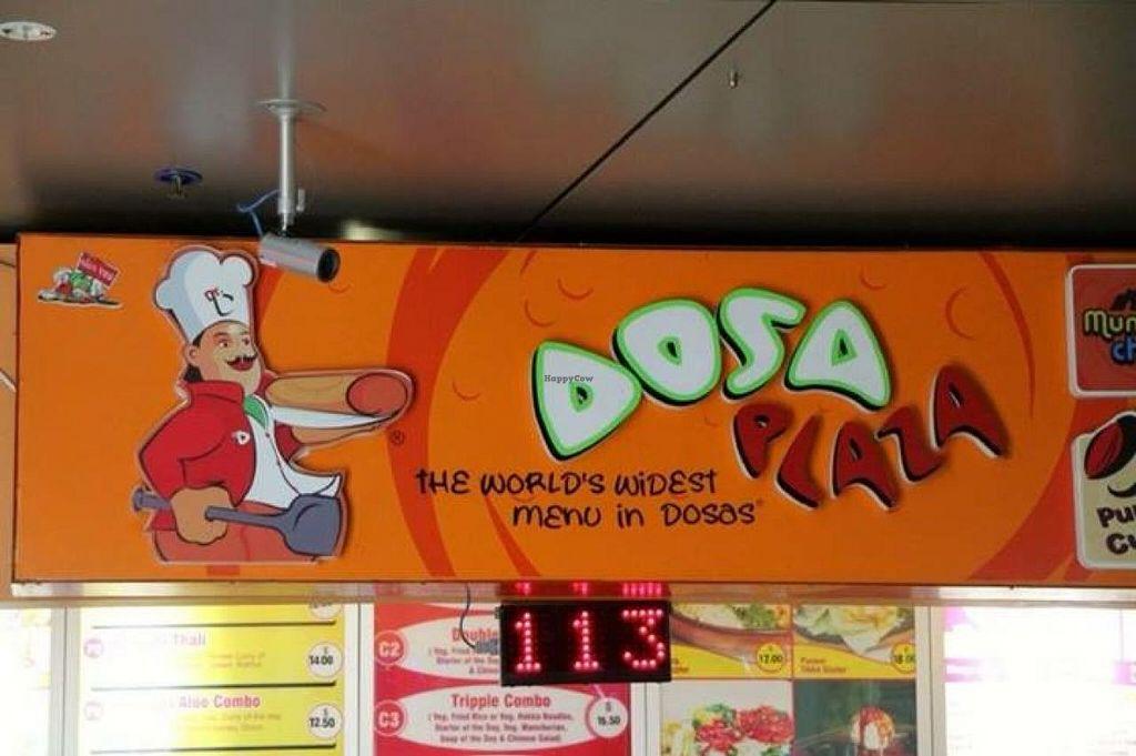 "Photo of Dosa Plaza - Metro Centre  by <a href=""/members/profile/Lea"">Lea</a> <br/>Dosa Plaza  <br/> January 7, 2014  - <a href='/contact/abuse/image/30881/61995'>Report</a>"