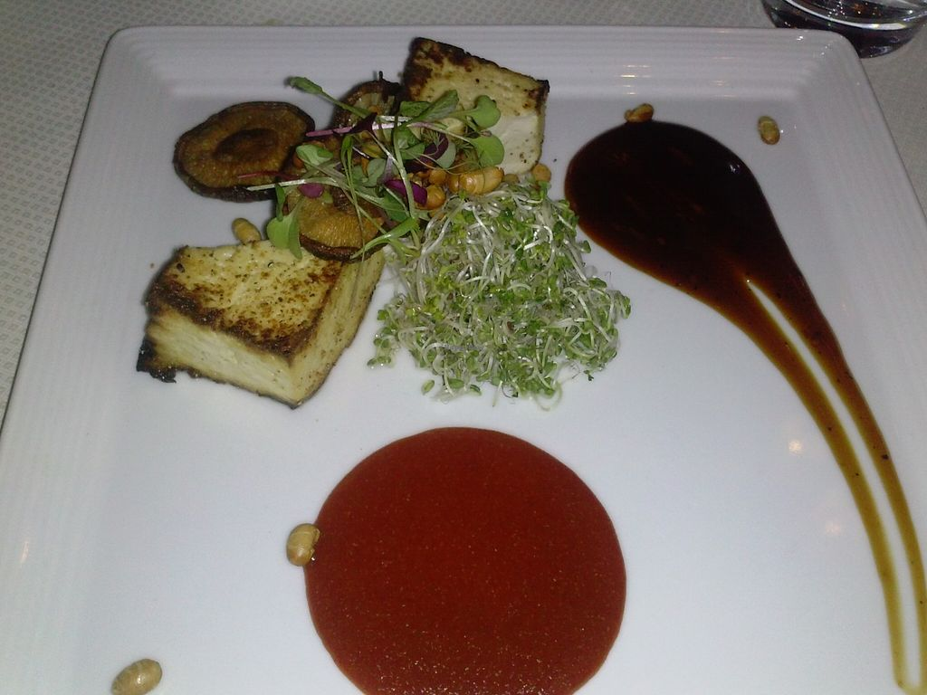 "Photo of Wynn Hotel - The Country Club  by <a href=""/members/profile/Sonja%20and%20Dirk"">Sonja and Dirk</a> <br/>pan-fried tofu <br/> January 1, 2016  - <a href='/contact/abuse/image/30909/130627'>Report</a>"