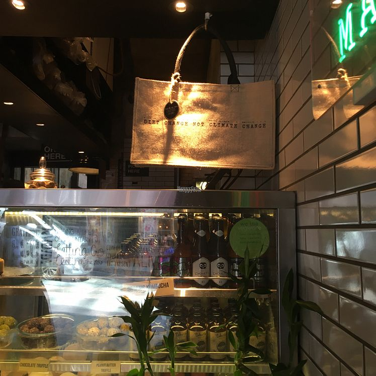 """Photo of Mana! Fast Slow Food  by <a href=""""/members/profile/Abdulaziz"""">Abdulaziz</a> <br/>Mana dessert counter <br/> September 12, 2016  - <a href='/contact/abuse/image/30930/175193'>Report</a>"""