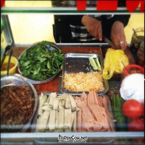 "Photo of Chay Banh Mi - Food Cart  by <a href=""/members/profile/JillMurdoch"">JillMurdoch</a> <br/> March 9, 2012  - <a href='/contact/abuse/image/30933/29245'>Report</a>"