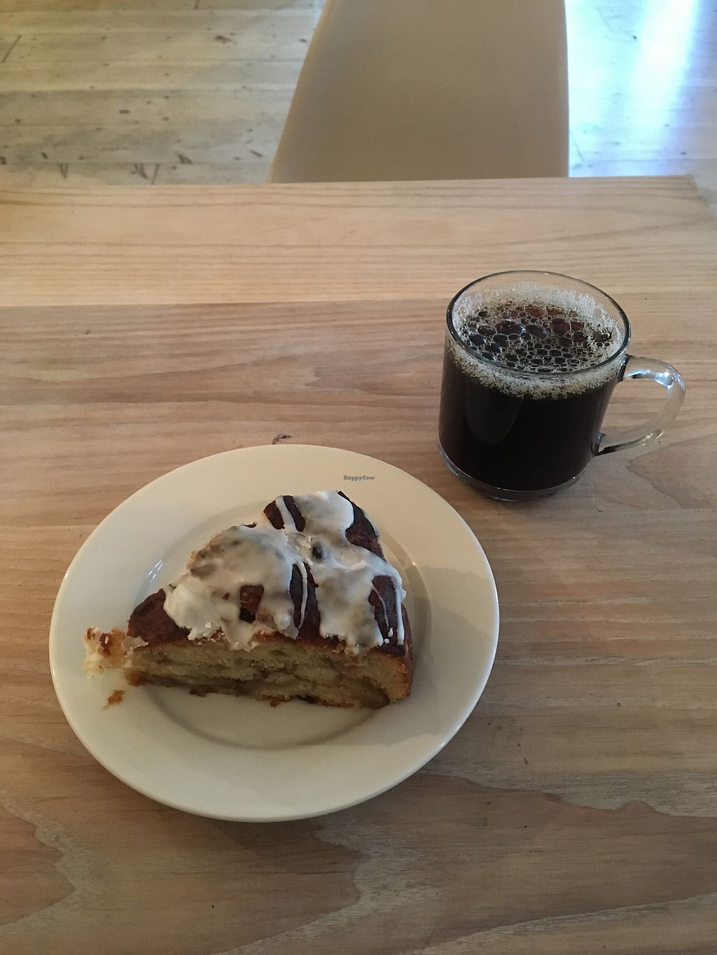 "Photo of Clementine Bakery  by <a href=""/members/profile/770veg"">770veg</a> <br/>Apple raisin monkey bread and some fresh kitten coffee <br/> October 20, 2017  - <a href='/contact/abuse/image/30943/316910'>Report</a>"