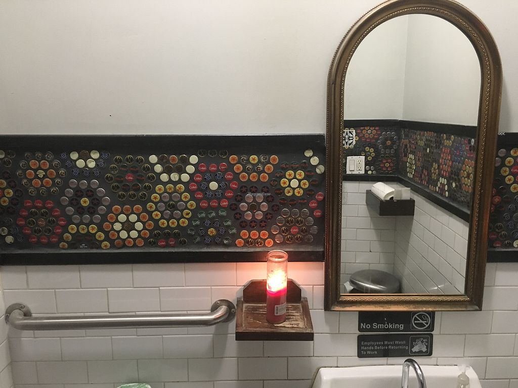 "Photo of Clementine Bakery  by <a href=""/members/profile/770veg"">770veg</a> <br/>A cool restroom is always a plus <br/> December 12, 2017  - <a href='/contact/abuse/image/30943/335050'>Report</a>"