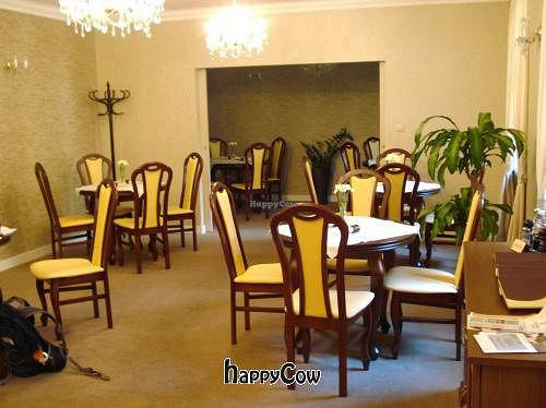 """Photo of CLOSED: Good Five  by <a href=""""/members/profile/Gudrun"""">Gudrun</a> <br/>Inside the restaurant - the only reason why it looks empty here is that I took the pic very early in the day, right after opening.  <br/> August 11, 2012  - <a href='/contact/abuse/image/30976/35822'>Report</a>"""
