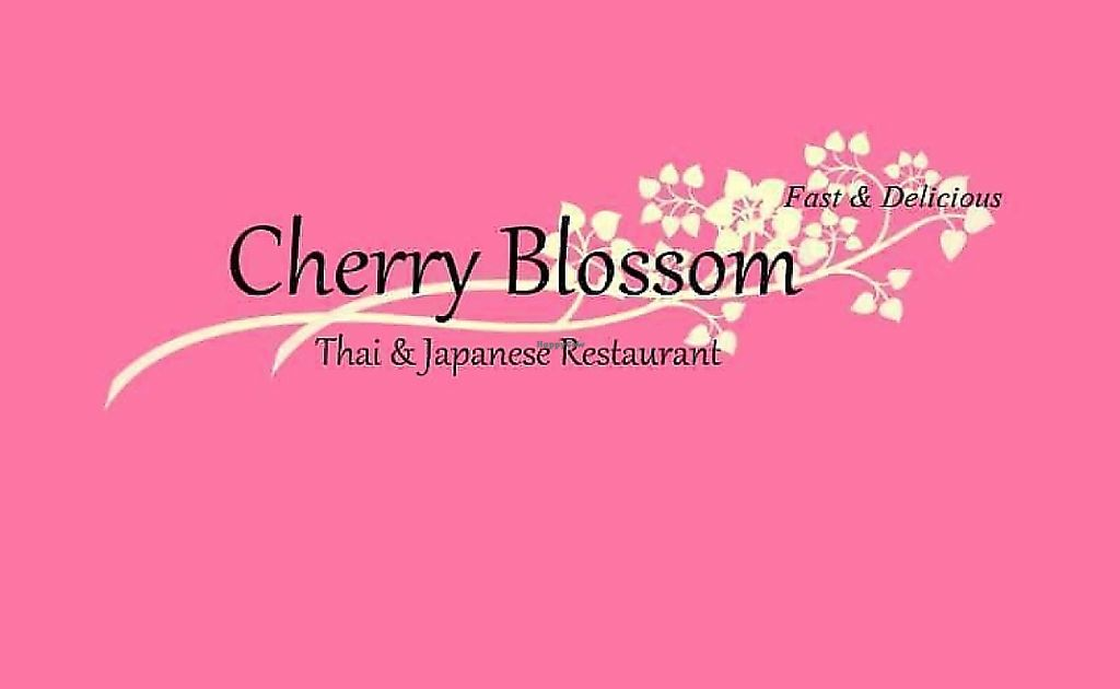 """Photo of Cherry Blossom Thai & Japanese  by <a href=""""/members/profile/community5"""">community5</a> <br/>Cherry Blossom <br/> May 3, 2017  - <a href='/contact/abuse/image/30986/255082'>Report</a>"""