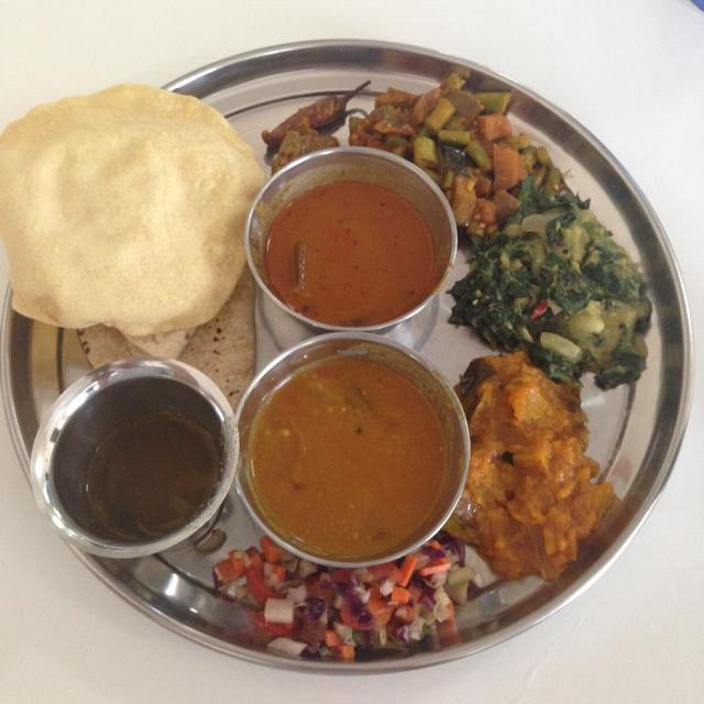 "Photo of The Ganga Cafe  by <a href=""/members/profile/AndyT"">AndyT</a> <br/>Auurvedic Chapatti <br/> May 27, 2014  - <a href='/contact/abuse/image/31011/70887'>Report</a>"