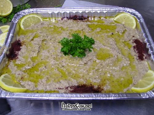 Photo of Basil Wraps  by basilwraps <br/>Baba Ghanouj <br/> March 15, 2012  - <a href='/contact/abuse/image/31014/29437'>Report</a>