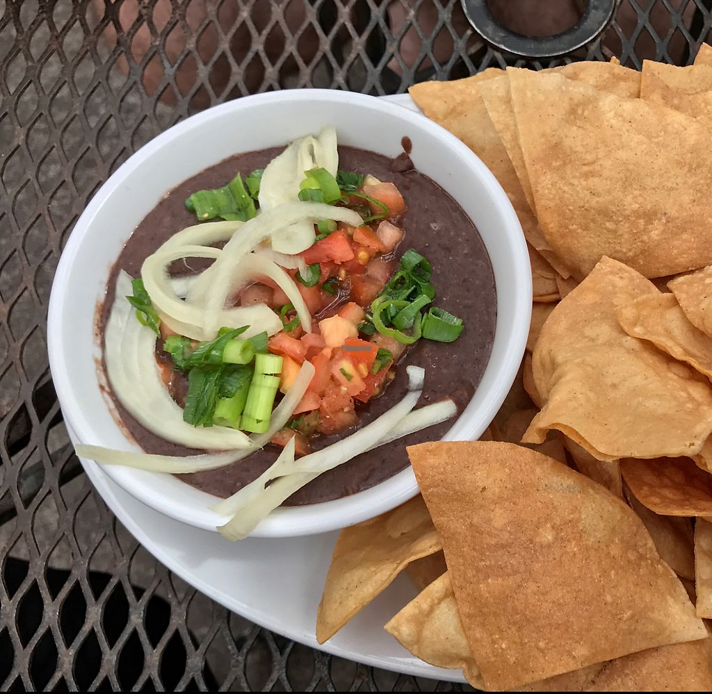 "Photo of Big Island Brewhaus  by <a href=""/members/profile/vegetariangirl"">vegetariangirl</a> <br/>vegan bean dip <br/> March 1, 2017  - <a href='/contact/abuse/image/31037/231394'>Report</a>"