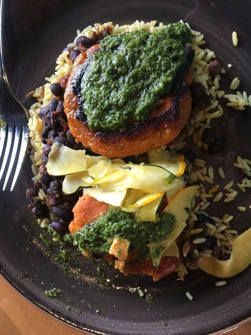 """Photo of Sunspot  by <a href=""""/members/profile/CColors"""">CColors</a> <br/>Sweet Potato Tofu Cakes.  Delicious! <br/> April 24, 2017  - <a href='/contact/abuse/image/3103/251864'>Report</a>"""