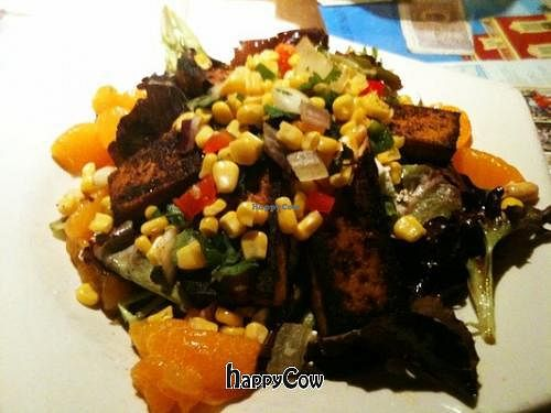 """Photo of Sunspot  by <a href=""""/members/profile/no%20whey%21"""">no whey!</a> <br/>Celestial tofu salad <br/> May 21, 2013  - <a href='/contact/abuse/image/3103/48475'>Report</a>"""