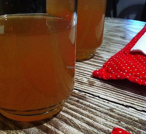 "Photo of La Rouge Bistro  by <a href=""/members/profile/bgraziuso"">bgraziuso</a> <br/>Apple tea <br/> November 7, 2012  - <a href='/contact/abuse/image/31078/317834'>Report</a>"