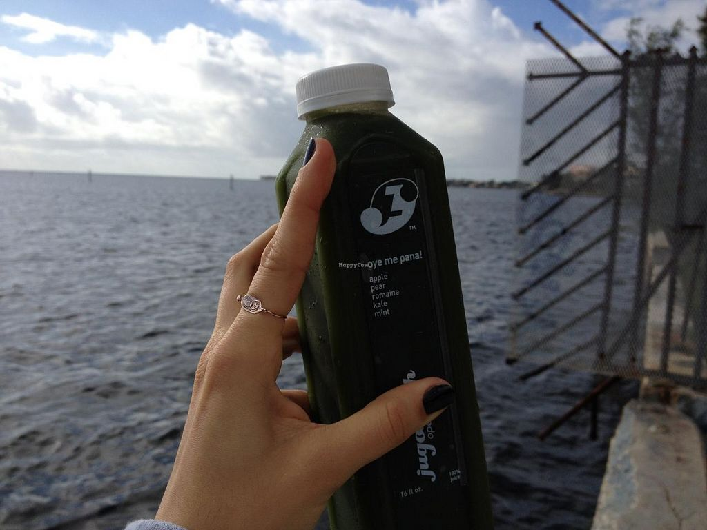 """Photo of JugoFresh  by <a href=""""/members/profile/aybea"""">aybea</a> <br/>My favorite green formula! <br/> January 24, 2014  - <a href='/contact/abuse/image/31116/63105'>Report</a>"""