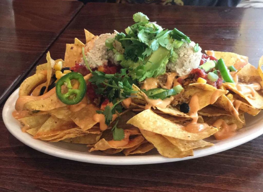 """Photo of Native Foods - Boulder  by <a href=""""/members/profile/Jdclark08"""">Jdclark08</a> <br/>nachos <br/> July 8, 2016  - <a href='/contact/abuse/image/31144/190826'>Report</a>"""