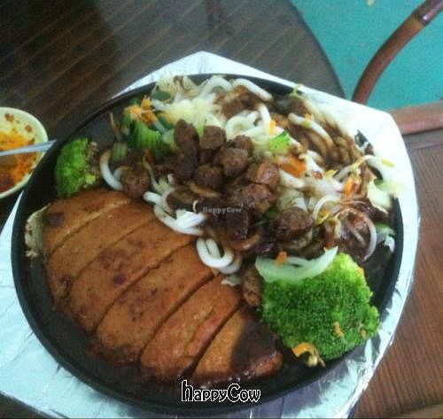 """Photo of Jardin Verde  by <a href=""""/members/profile/T-Funk"""">T-Funk</a> <br/>Mock fish meal that owner suggested <br/> April 26, 2013  - <a href='/contact/abuse/image/31149/47418'>Report</a>"""