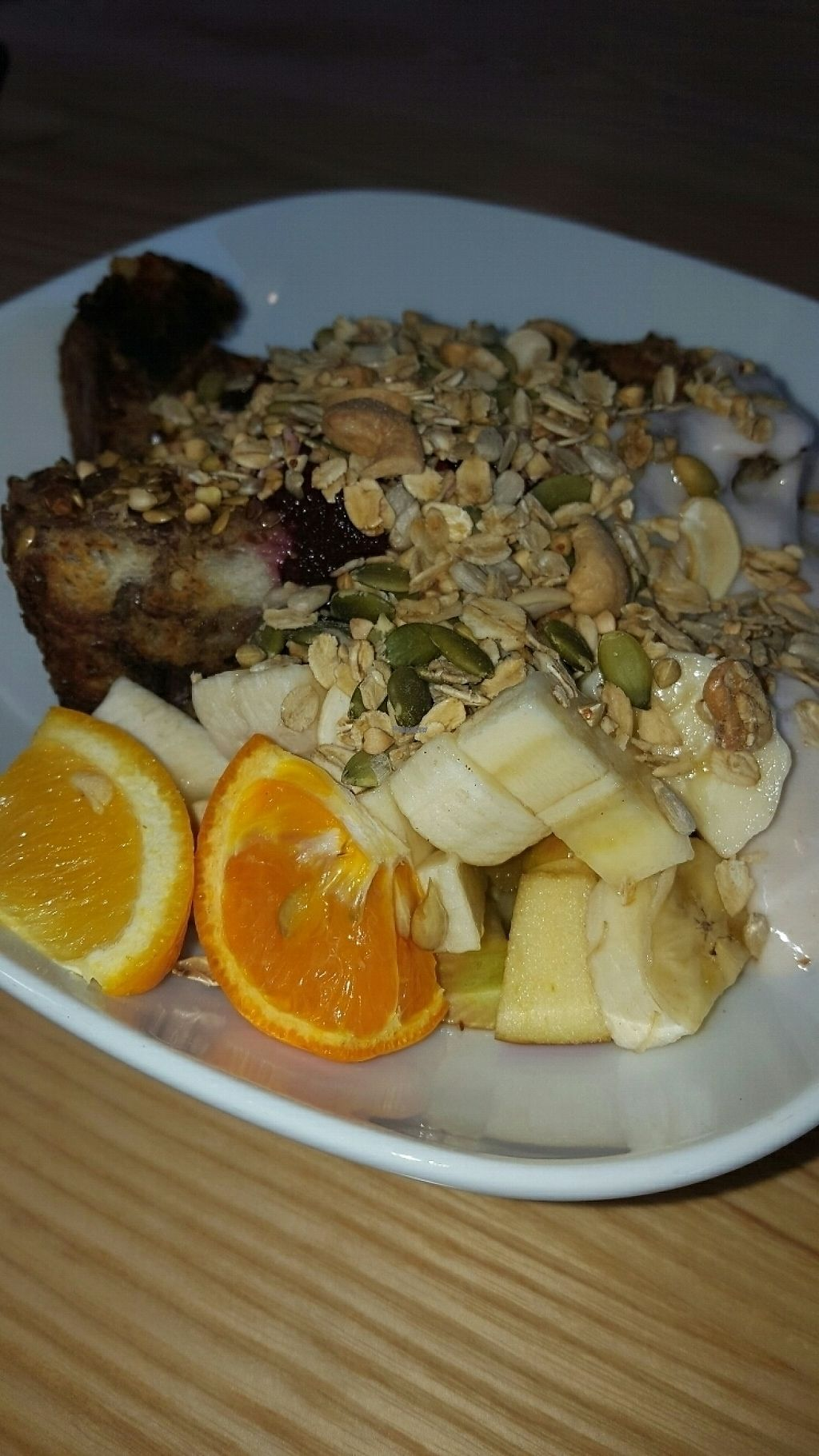 """Photo of The Uprooted Kitchen  by <a href=""""/members/profile/missmaryxjane"""">missmaryxjane</a> <br/>sourdough french toast  <br/> April 12, 2017  - <a href='/contact/abuse/image/31151/247351'>Report</a>"""