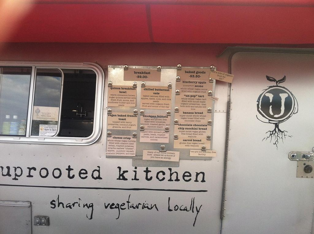 """Photo of The Uprooted Kitchen  by <a href=""""/members/profile/PennyU"""">PennyU</a> <br/>Uprooted Kitchen Food Truck <br/> January 25, 2014  - <a href='/contact/abuse/image/31151/63124'>Report</a>"""