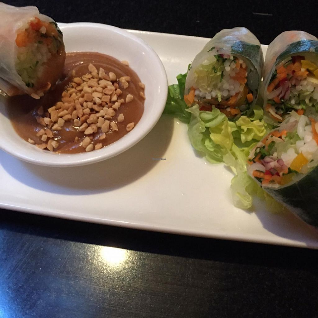 "Photo of Pho - Wardour St   by <a href=""/members/profile/Marie88"">Marie88</a> <br/>summer rolls <br/> July 2, 2015  - <a href='/contact/abuse/image/31195/107929'>Report</a>"