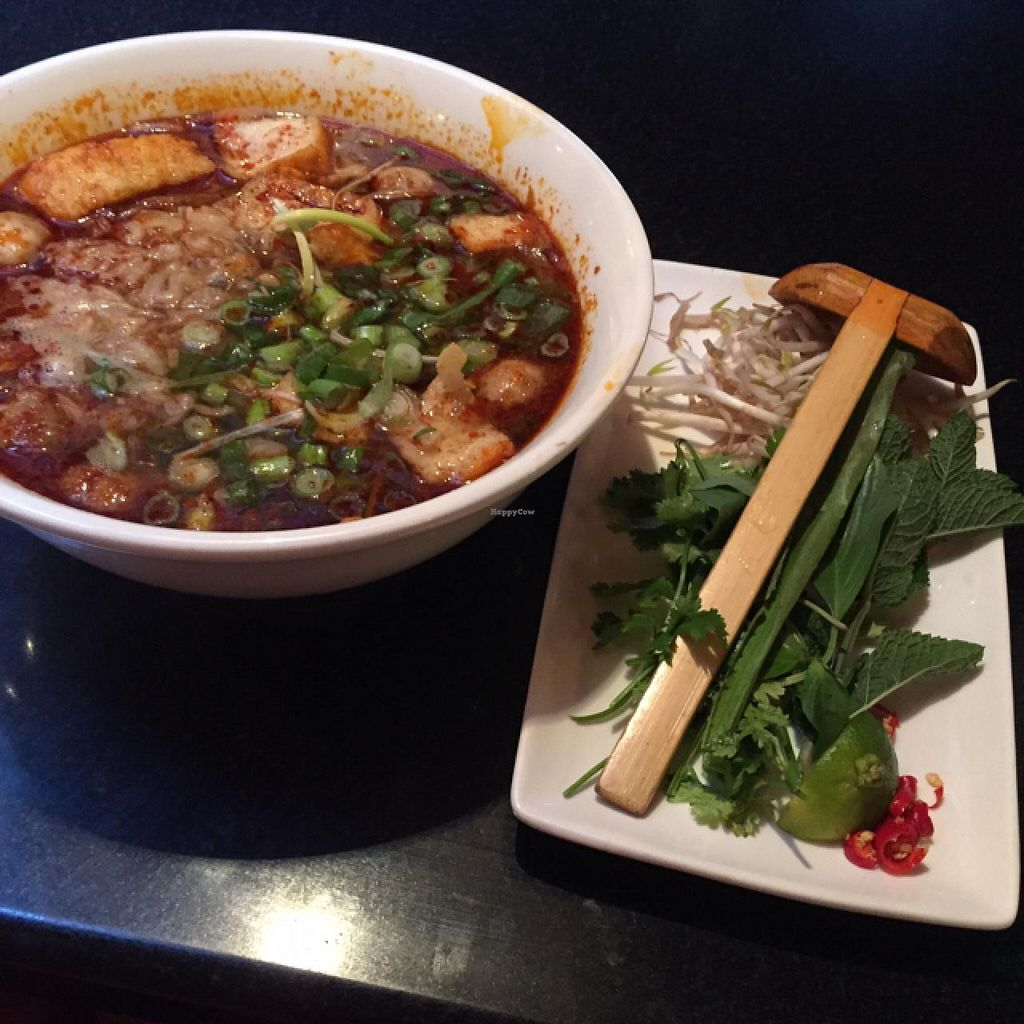 "Photo of Pho - Wardour St   by <a href=""/members/profile/Marie88"">Marie88</a> <br/>spicy mushroom and tofu pho <br/> July 2, 2015  - <a href='/contact/abuse/image/31195/107930'>Report</a>"