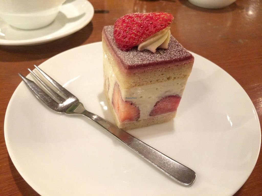 "Photo of Chaya Macrobiotics - Hibiya  by <a href=""/members/profile/Meggie%20and%20Ben"">Meggie and Ben</a> <br/>Strawberry shortcake (delicious!) <br/> December 31, 2014  - <a href='/contact/abuse/image/31200/89101'>Report</a>"