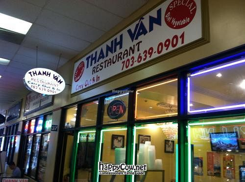 "Photo of Thanh Van Restaurant  by <a href=""/members/profile/GrahamEddy"">GrahamEddy</a> <br/>Signage <br/> March 30, 2012  - <a href='/contact/abuse/image/31214/30030'>Report</a>"