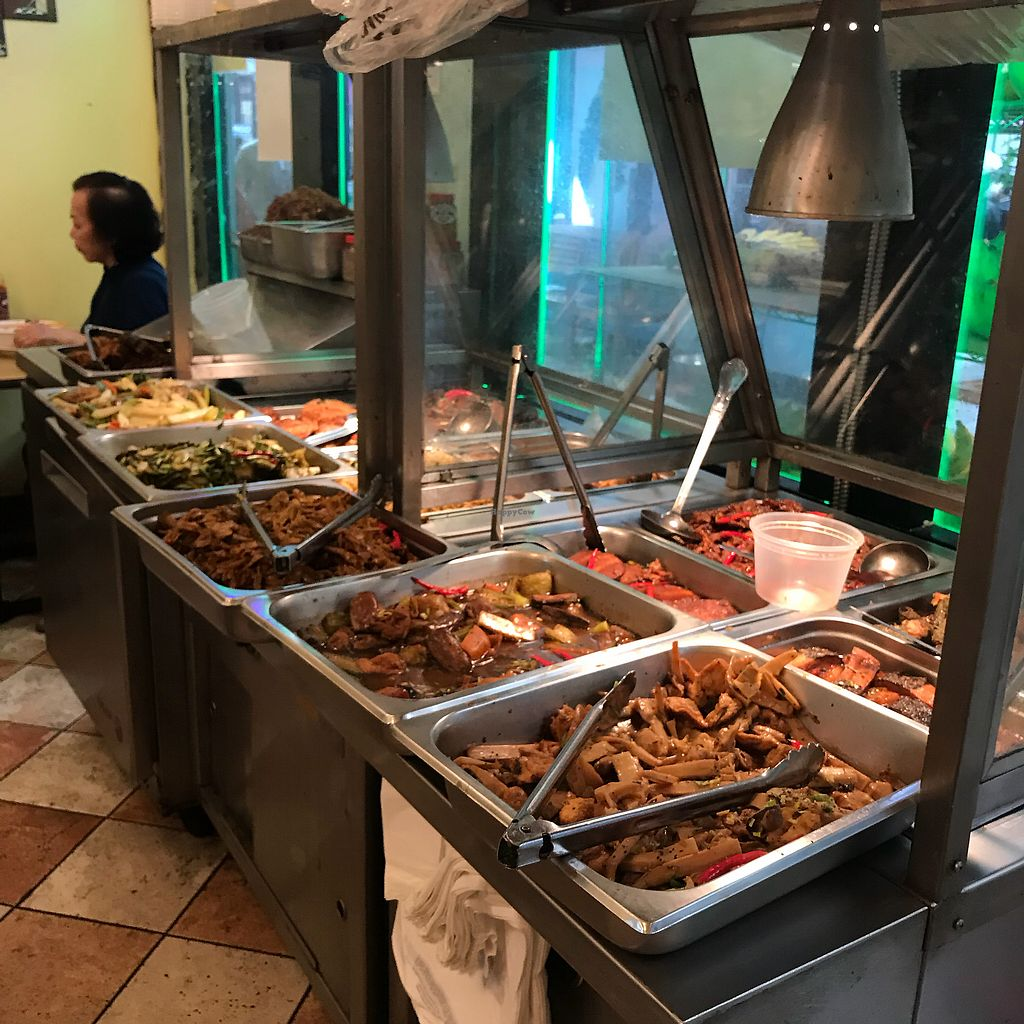 "Photo of Thanh Van Restaurant  by <a href=""/members/profile/earthville"">earthville</a> <br/>Steam table <br/> September 25, 2017  - <a href='/contact/abuse/image/31214/308424'>Report</a>"