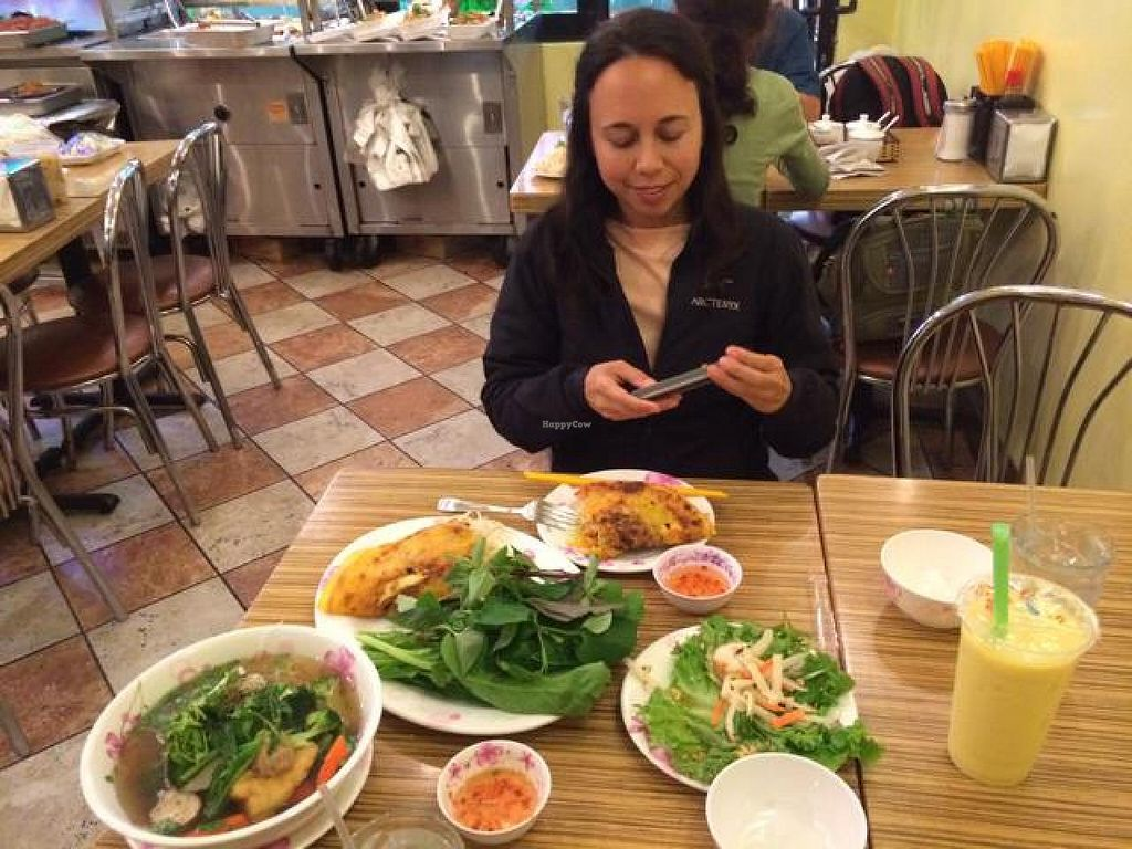"Photo of Thanh Van Restaurant  by <a href=""/members/profile/Grayner01"">Grayner01</a> <br/>great food. humble ambience.  <br/> May 17, 2014  - <a href='/contact/abuse/image/31214/70213'>Report</a>"