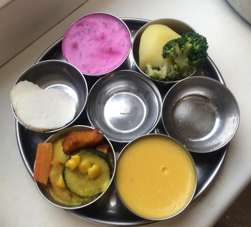 """Photo of Ganga - Panerių  by <a href=""""/members/profile/missLape"""">missLape</a> <br/>The food is blessed every day and offered to deities. This is the blessing bowl <br/> October 7, 2014  - <a href='/contact/abuse/image/31222/238051'>Report</a>"""