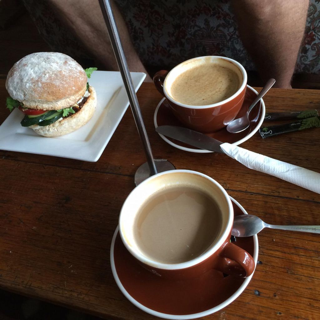 """Photo of Red Lime Shack  by <a href=""""/members/profile/Adro84"""">Adro84</a> <br/>Coffee and a burgers  <br/> February 14, 2015  - <a href='/contact/abuse/image/31270/92986'>Report</a>"""