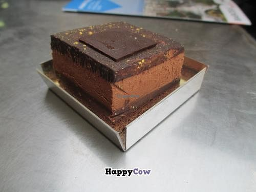 """Photo of Ecocentre  by <a href=""""/members/profile/Joyatri"""">Joyatri</a> <br/>Lujuria Vegana cake purchased at Ecocentre <br/> December 25, 2013  - <a href='/contact/abuse/image/31302/60871'>Report</a>"""